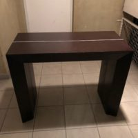 Table console (4)