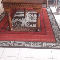 tapis salon detail