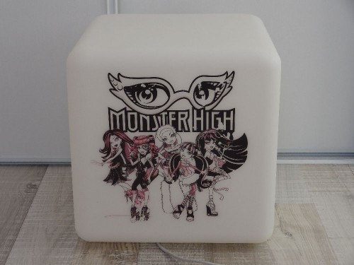 cube lumineux Monster High