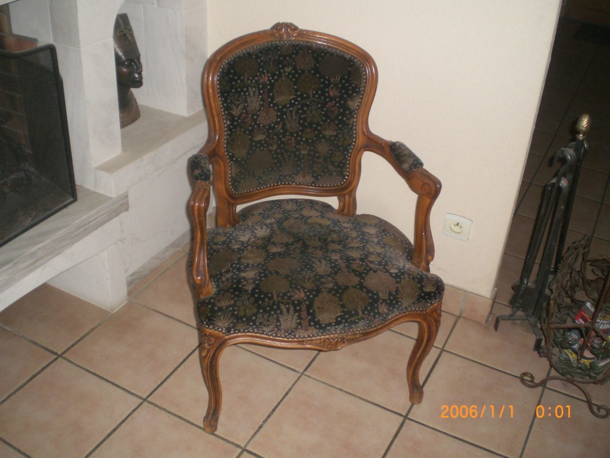Fauteuil Louis Xv Occasion